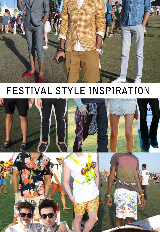 FESTIVAL STYLE INSPIRATION.