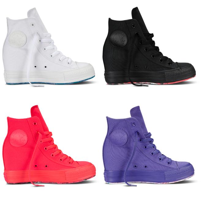 converse platform sneakers nz